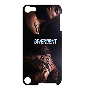 Ipod Touch 5th Generation Case Divergent Action-Adventure 3D Sexy Style Specialized Phone Cover