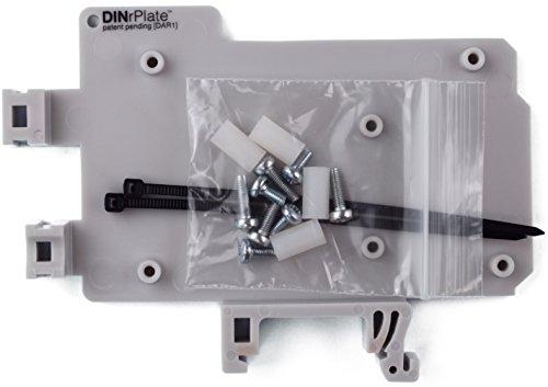 DIN Rail Mount for Arduino UNO/Mega