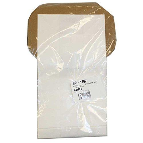 Genuine Carpet Pro BackPack bags - 10 Pack ()