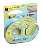 REMOVABLE HIGHLIGHTER TAPE BLUE by LEE PRODUCTS COMPANY