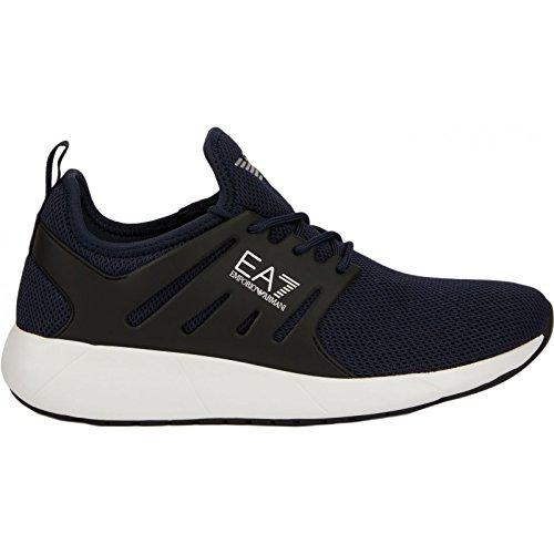 11 Navy Ea7 Armani Blu 248033 us Art Emporio Sneaker Cc268 06U1wz6q