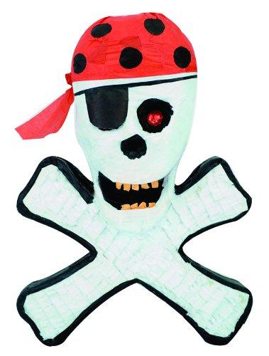 Aztec Imports Pirate Skull Crossbones ()