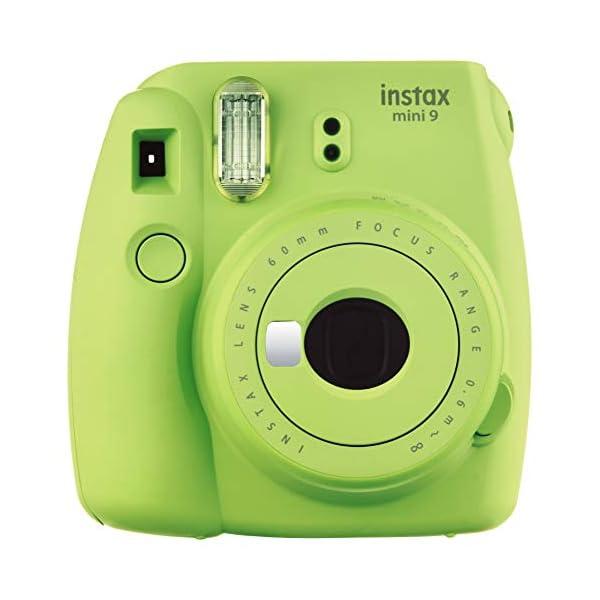 RetinaPix Fujifilm Instax Mini 9 Instant Camera (Lime Green)
