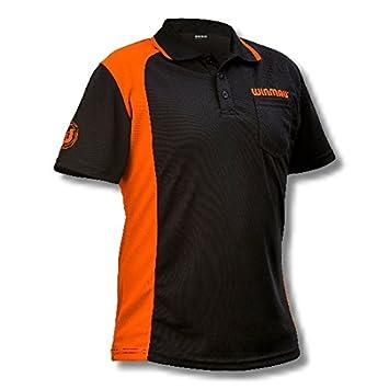 Dart Camiseta Original Winmau Naranja wincool Dardos Hirt en una bonita y diseño Moderno. Tamaño