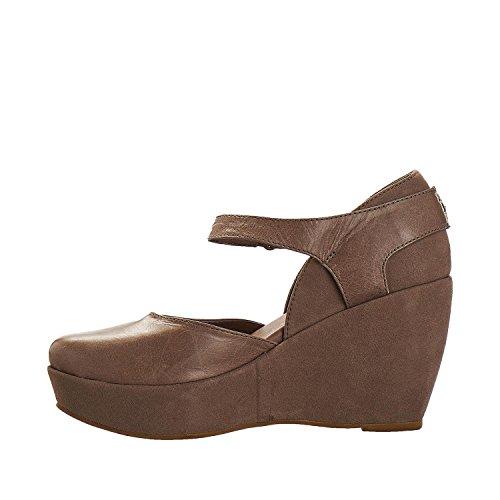 804 Grey Oxfords Antelope Patent Leather Women's XpSq5S