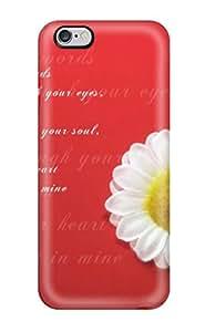 Jim Shaw Graff's Shop Slim Fit Tpu Protector Shock Absorbent Bumper Romantic Love Case For Iphone 6 Plus