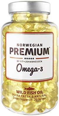 Norwegian P T Johannessen Concentrate burpless Capsules product image