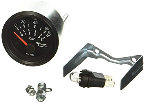 (VDO 350 901 Oil Pressure Gauge)