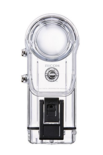 Ricoh TW-1 Underwater Housing, Clear