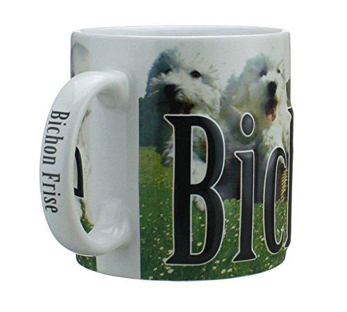 (Americaware Inc. Americaware PMBFE01 18oz. Bichon Frise Mug)