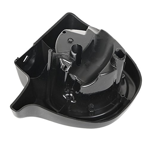XMT-MOTO Vivid Black 6.5'' Speaker Pod Lower Vented Fairing Fit Harley Davidson Touring Models FLT,FLHT,FLHTCU,FLHRC,Road King,Street Glide,Electra Glide,Ultra-Classic through 2013 by XMT-MOTO (Image #7)