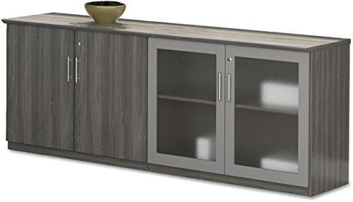 MLNMVLCDLGS - Mayline Medina Series Low Wall Cabinet (Series Low Wall Cabinet)