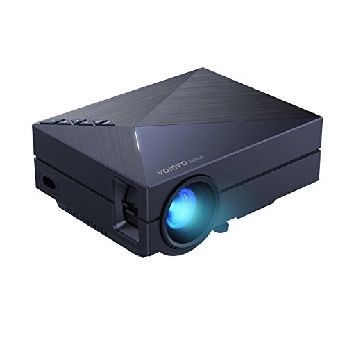 Miniprojector free international shipping vamvo wifi for Wireless mini projector