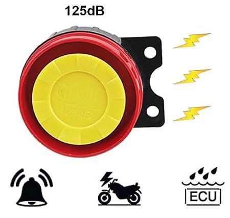 Amazon.com: Sistema de alarma antirrobo de seguridad para ...