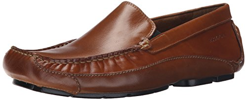Rockport Men's Luxury Cruise Venetian Tan Loafer 12 W (EE)-12 W ()