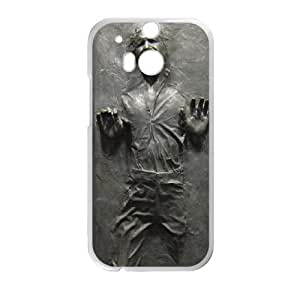 HTC One M8 Cases Cell Phone Case Cover Star Wars Han Solo 5R56R815972