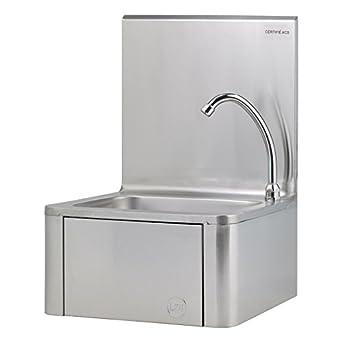 Lavamanos para profesionales, accionamiento mediante la rodilla: Amazon.es: Grandes electrodomésticos