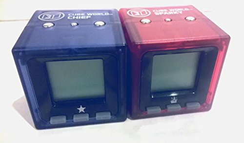 Radica Cube World Single I6093 Chief - Series 3 (Radica Cube)