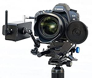 Proaim Drive One 12V DC Wireless remote Follow focus for DSLR rigs Fujinon Canon video making