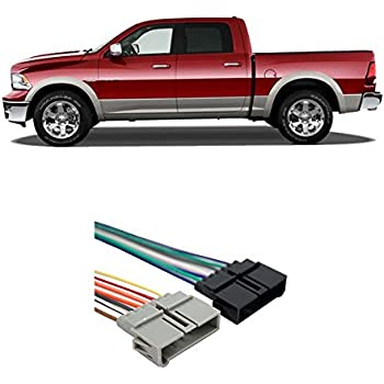 amazon com fits dodge ram truck 1984 2002 factory stereo to