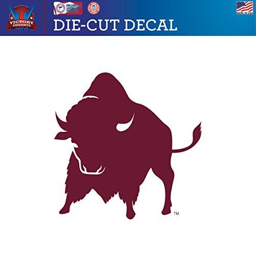 West Texas A&M University Buffs Die-Cut Vinyl Decal Logo 2 (Approx 6x6) Texas A&m College Vinyl