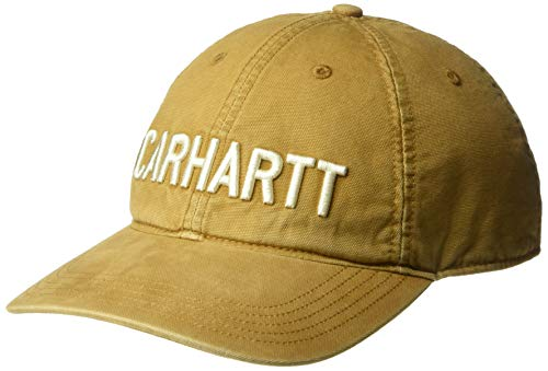 - Carhartt Women's Odessa Graphic Cap, Brown, OFA