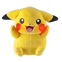 Pokemon My Friend Pikachu Feature Plush