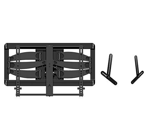 - Sanus VLF628-B1 Premium Full Motion TV Wall Mount (for 46