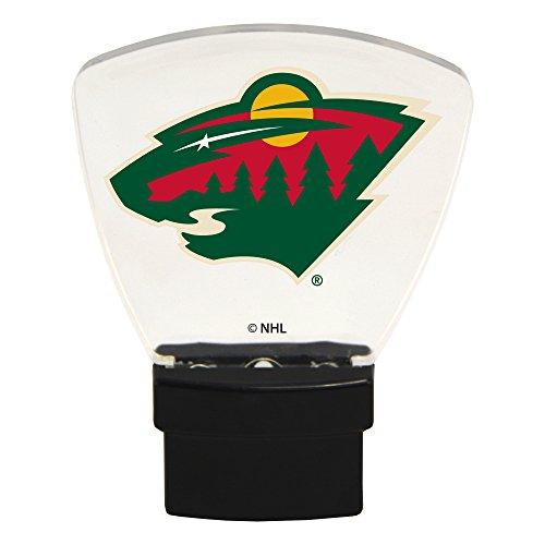 NHL Minnesota Wild LED Night (Minnesota Wild Nhl Light)