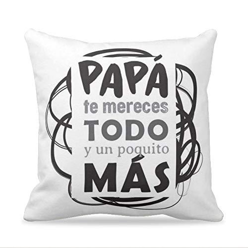 Personaliza tu carcasa Cojines Papá Ideales para el Día del ...