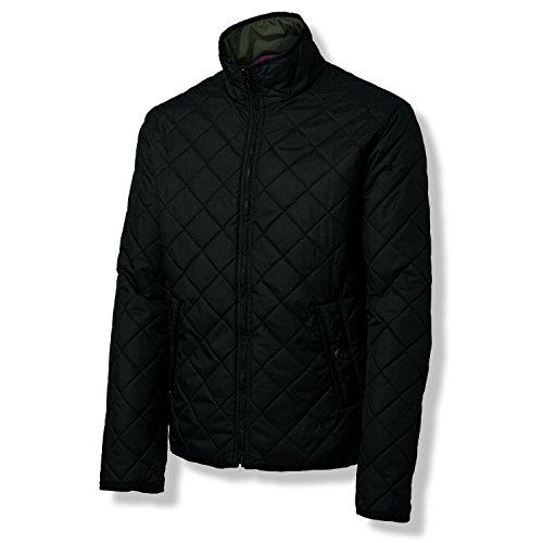 Nimbus Mens Leyland Reversible All Weather Fashion Jacket (L) (Black)