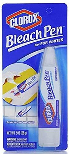 Clorox Bleach Pen Gel 2 oz (Pack of 4)