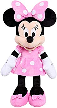 Mickey and the Roadster Racers Large Plush - Minnie Mouse