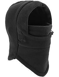 Kids Winter Hats Balaclava Ski Mask Windproof Warm Adjustable with Fleece Lining Hat for Boys Girls