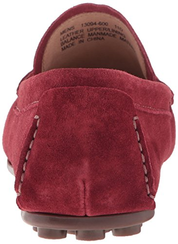 free shipping with credit card cheap sale fake Florsheim Men's Denison Driver Penny Loafer Red Suede 93EnET2oW
