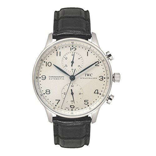 IWC-Portuguese-automatic-self-wind-mens-Watch-IW371446-Certified-Pre-owned