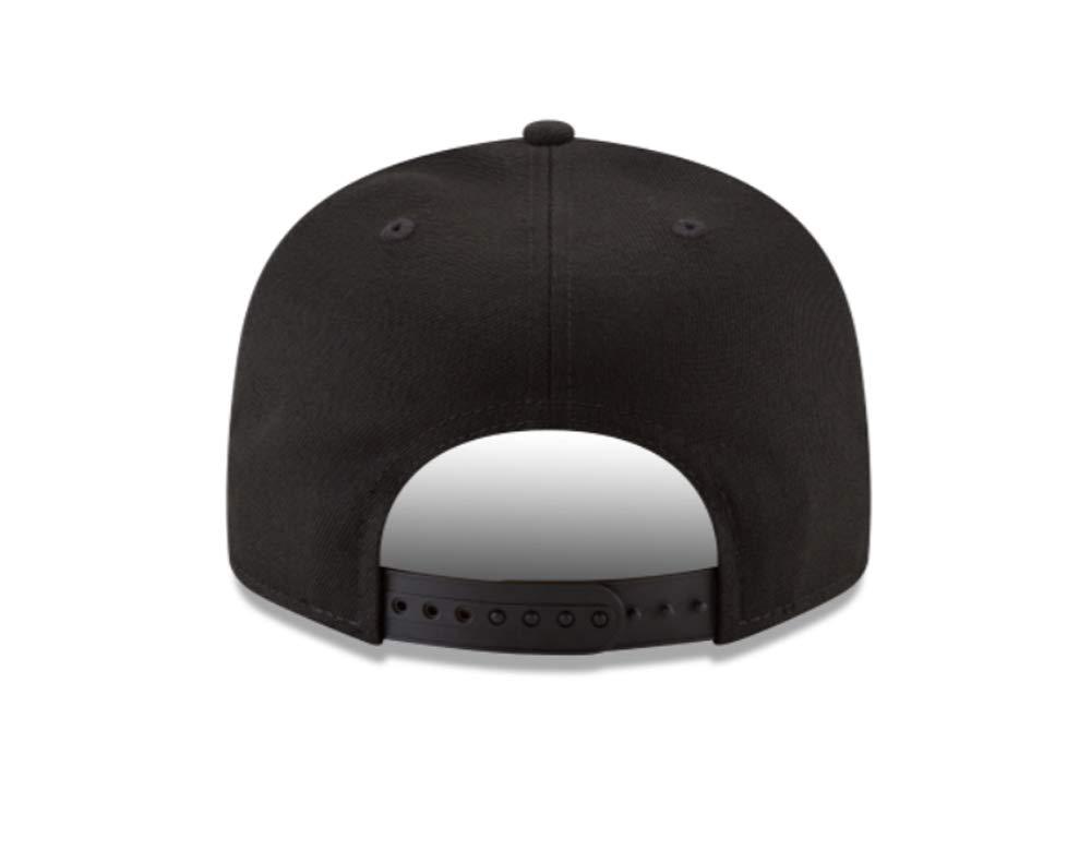New Era 9Fifty 950 Black Basic Snapback Adjustable Cap