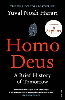 Homo Deus: A Brief History of Tomorrow por [Harari, Yuval Noah]