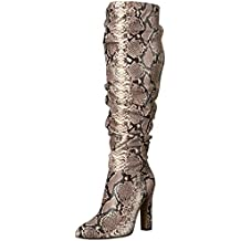 The Fix Women's Kennedi Pointed-Toe To-The-Knee Slouch Boot