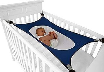 6bb8fb1290f Amazon.com   Newborn Baby Hammock by Ascella Co. - Premium Breathable  Materials