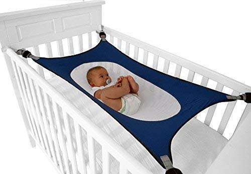 (Newborn Baby Hammock by Ascella Co. - Premium Breathable Materials, Superior Infant Safety Bed, Crib Ready with Adjustable Straps)