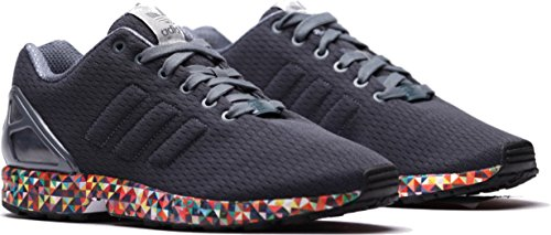 Adidas Originals Mannen Zx Flux Fashion Sneaker (10 D (m) Ons, Zwart / Multi)
