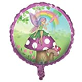 Creative Converting Fancy Fairy Metallic Balloon