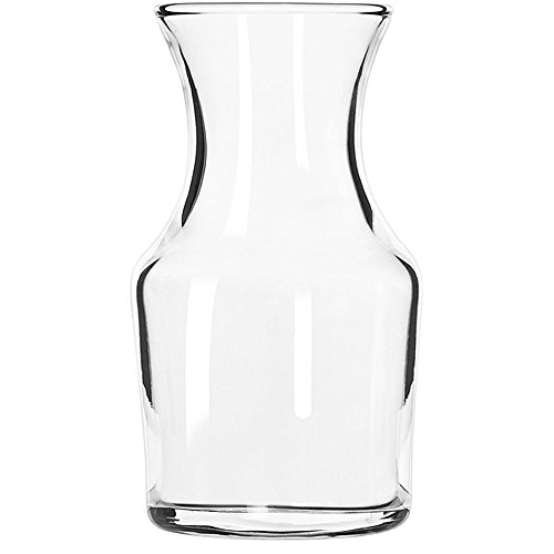 Libbey 718 Glass 4.13 Ounce Cocktail Decanter / Bud Vase - 72 / CS by Libbey