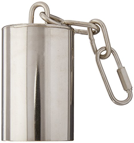 (Caitec Paradise 2-Inch by 3-Inch Stainless Steel Bell for Pets, Large)