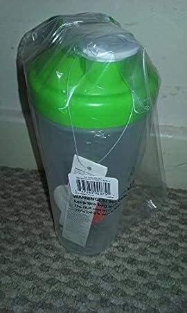 Botella de coctelera Benevita licuadora mezclador con balón, plástico seguro sin BPA materiales, 1