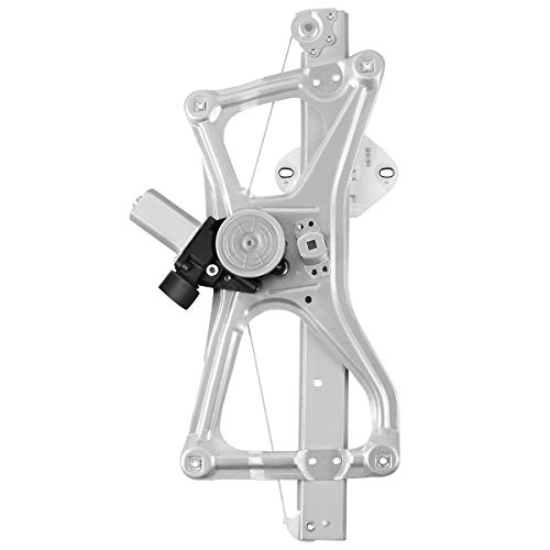 Power Window Regulator With Motor Assembly for 2006-2011 Honda Civic Sedan, Front Right RH Passenger Side.