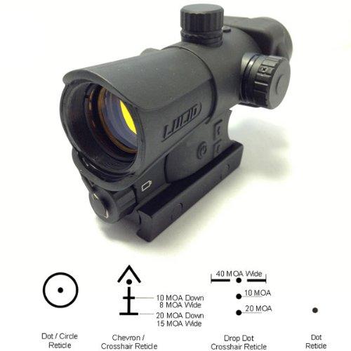 LUCID HD7 Red Dot Sight, Gen III (HD7), Outdoor Stuffs