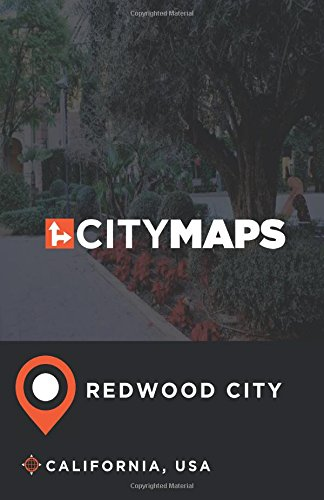 City Maps Redwood City California, USA