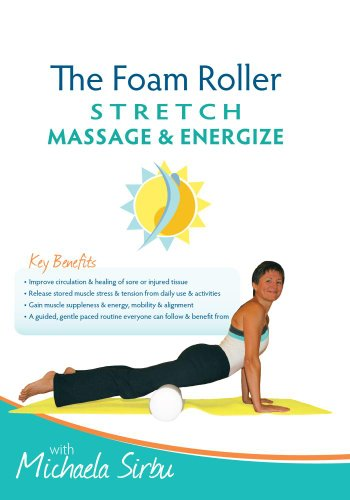 Foam Roller STRETCH Energize Michaela product image